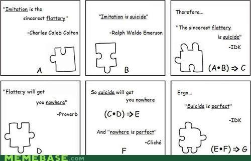 logic science suicide troll science trolls - 4717523712