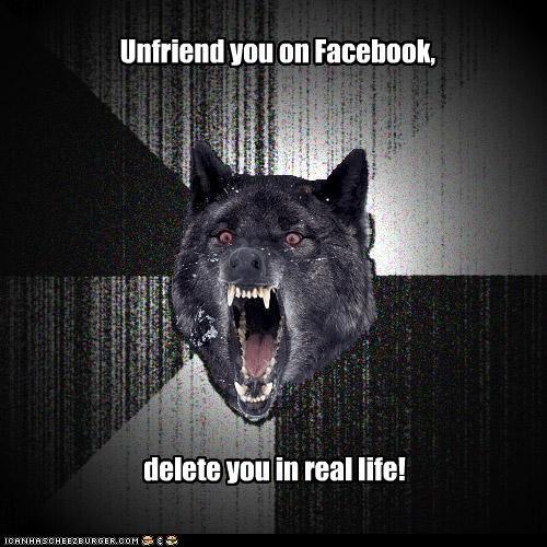 delete facebook Insanity Wolf IRL - 4717530368