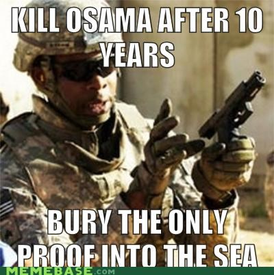 b dumb trooper Memes osama proof sea - 4717637632