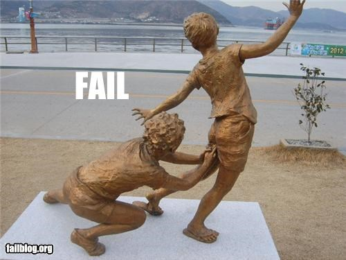 butt failboat innuendo statue Things That Are Doing It - 4717699072