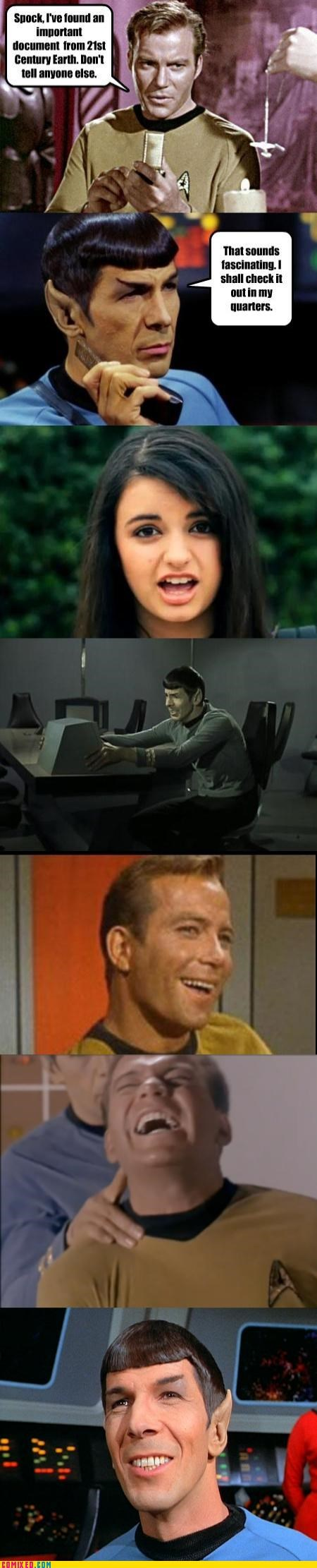 revenge,Star Trek,vulcan neck pinch