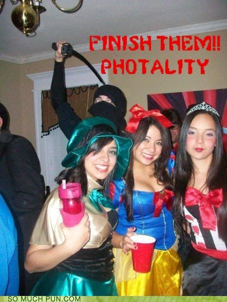 Command fatality finish them Mortal Kombat Photo photobomb prefix