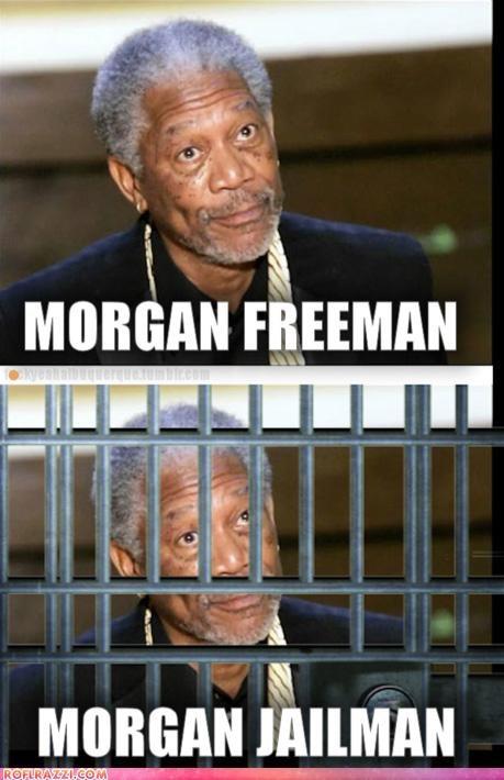 actor celeb funny Morgan Freeman - 4718163712
