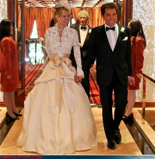 celebrity weddings,Clint Eastwood,funny wedding photos,photobomb