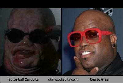 butterball cenobite,cee-lo green,hellraiser,movies