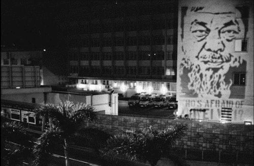 Ai Weiwei Chinese Dissident Crackdo Street Art