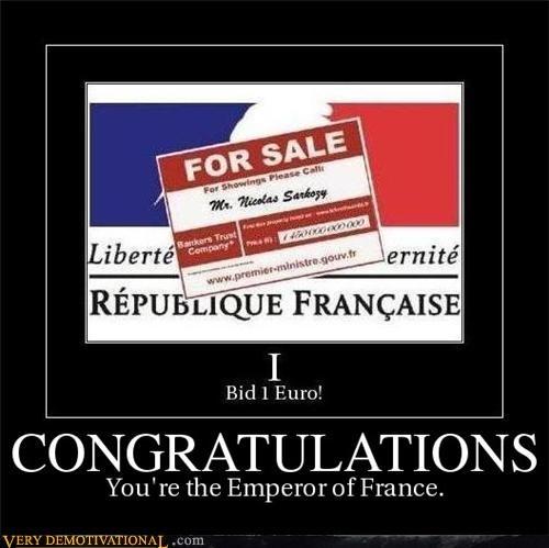 congratulations,emperor,france