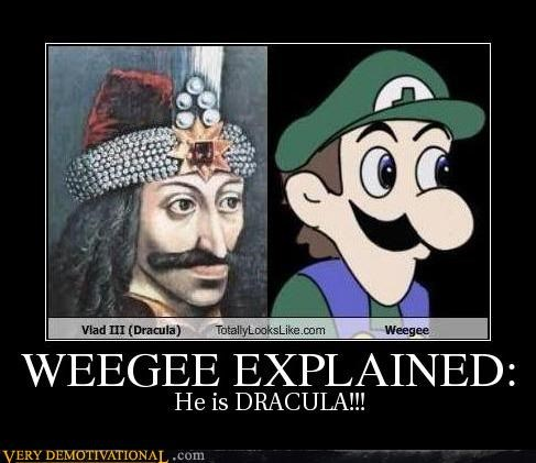 dracula explained hilarious luigi - 4719461632