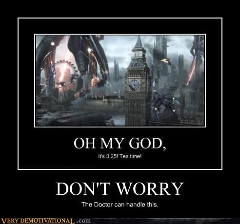 dont worry doctor who hilarious mass effect - 4719521536