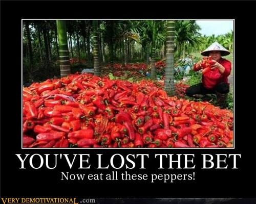 bet,eat,peppers,Pure Awesome