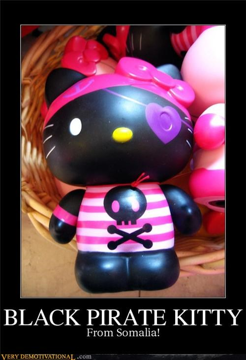hello kitty,hilarious,kitty,Pirate,somolia