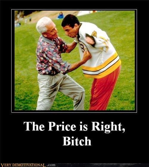 adam sandler bob barker hilarious price is right - 4720490752