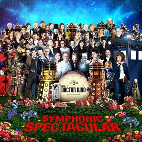 doctor who Music spectacular - 472069