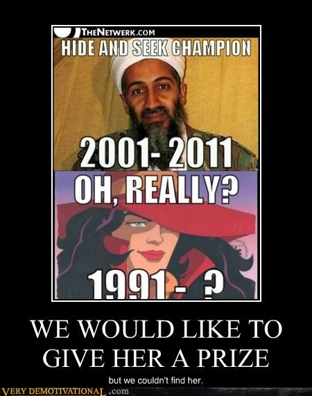 carmen sandiego,hide-seek,hilarious,osama