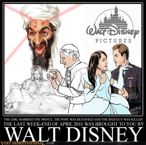 disney hilarious osama pope prince royal marriage
