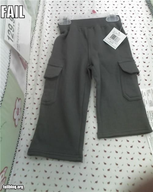 Toddler Pants For those times your not sure what size to buy.