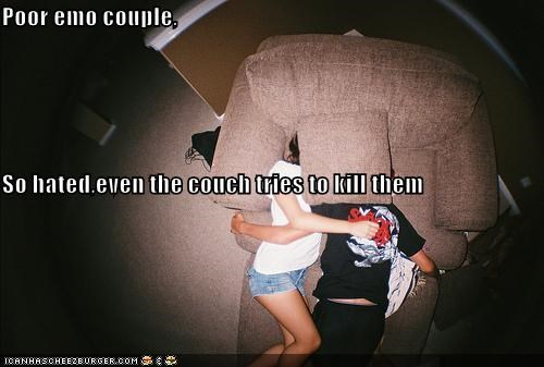 couch couple eat emolulz passed out - 4721647616