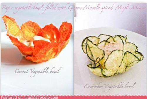 bowl dish dried edible squash veggies zucchini - 4721766144