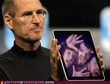 ipad steve jobs trapped wtf - 4721882624