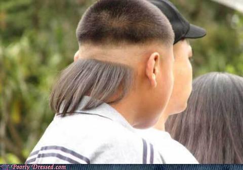 bad hair hair mullet - 4721940992