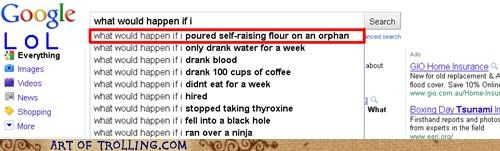 google orphan self-raising flour wtf - 4721995520