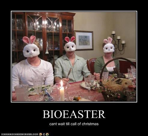 BIOEASTER cant wait till call of christmas