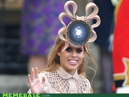 beatrice,england,hat,kate,Memes,sg-1,Stargate,wedding