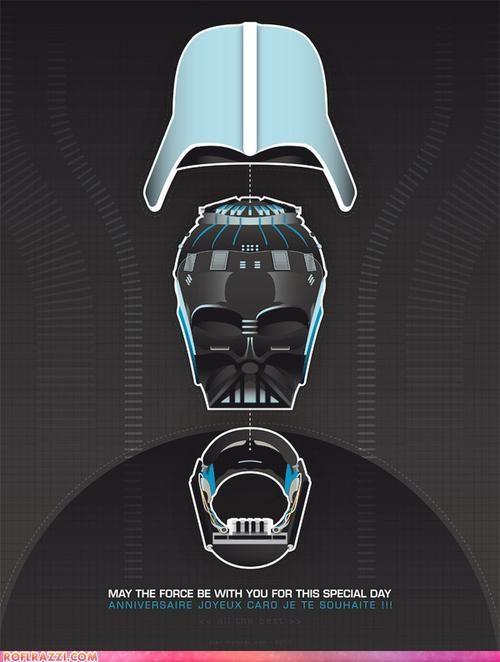 art cool darth vader Star Wars Day - 4722652416