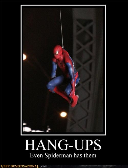 hangups Movie Spider-Man - 4723780352