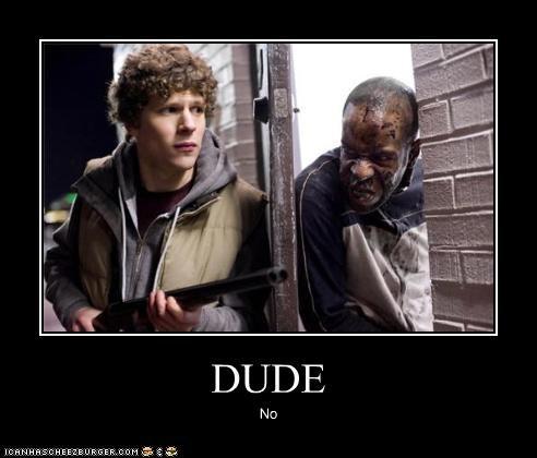 DUDE No