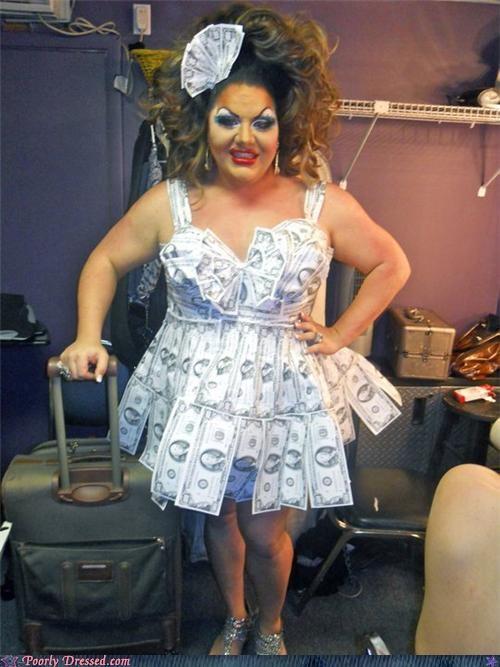 dress face paint money - 4725342464