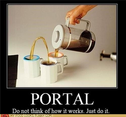 coffee,cups,IRL,Portal,pour