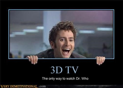 3D tv,doctor who,hilarious