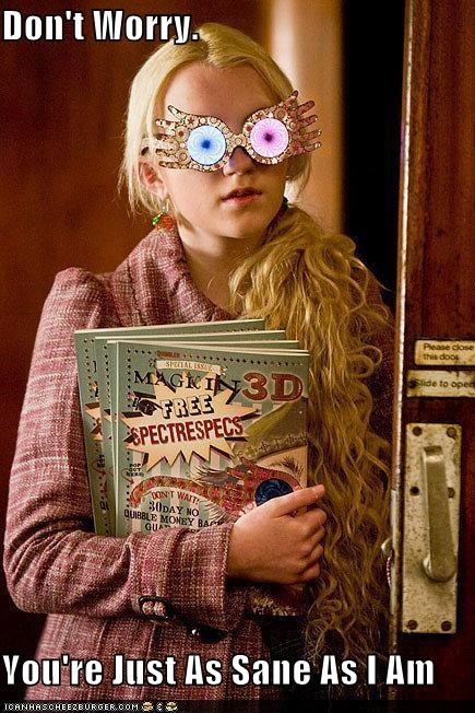 actor,celeb,evanna lynch,funny,Harry Potter,sci fi