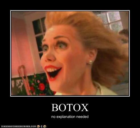 BOTOX no explanation needed
