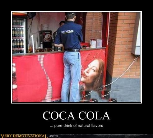 coca cola drink hilarious natural - 4727924480