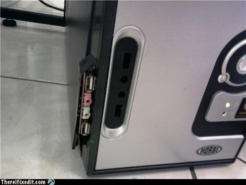 computer case computer repair laziness USB - 4727995904