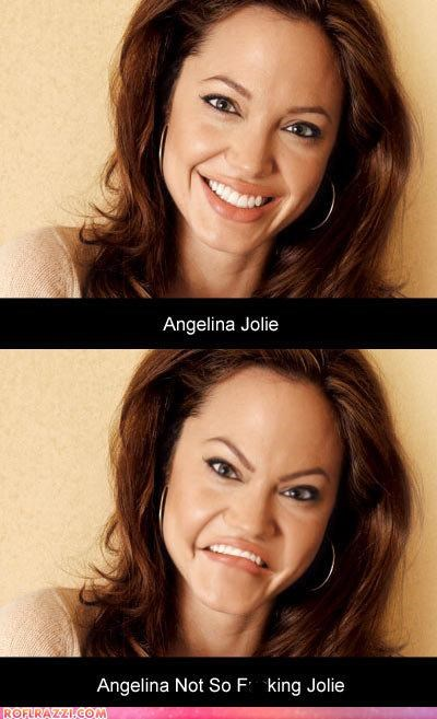Angelina Jolie,celeb,fake,funny,shoop