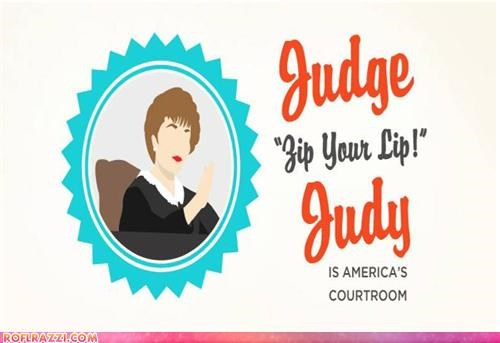 celeb,Chart,infographic,Judge Judy,news,TV