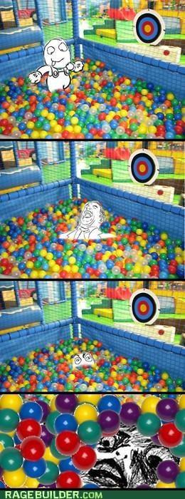 balls escape help Rage Comics raisins trapped - 4728793088
