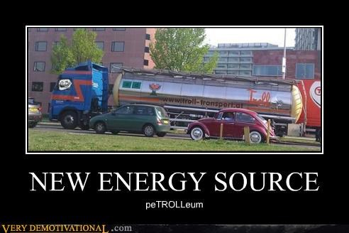 NEW ENERGY SOURCE peTROLLeum