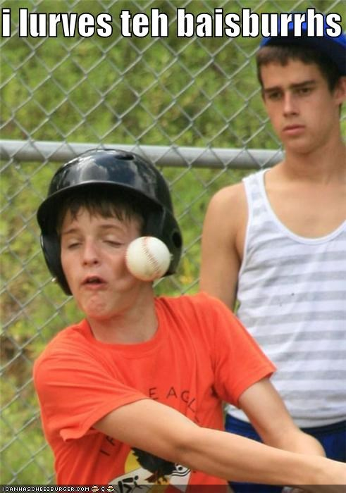 baseball derp kid sports