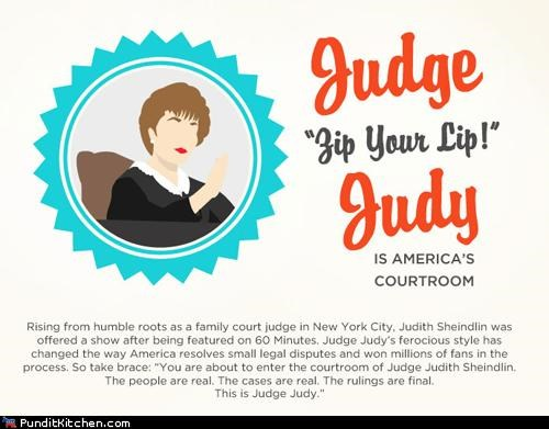 america,Judge Judy,law,political pictures
