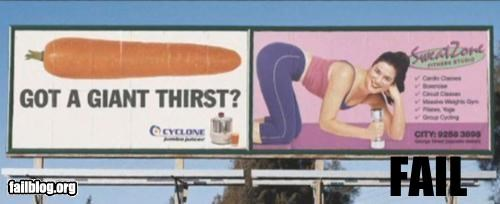 CLASSIC: Ad Placement FAIL