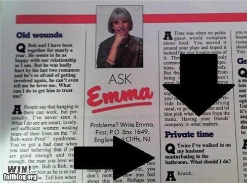 advice masturbation p33n retort sexual touché - 4729865728