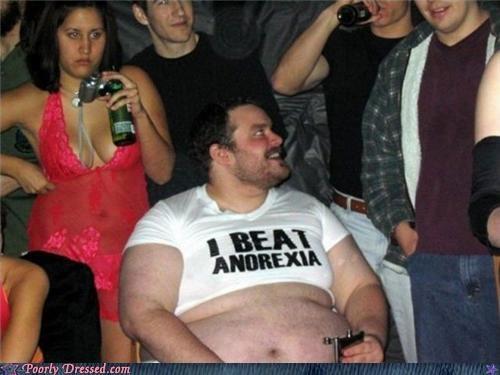 anorexia midriff shirt - 4729883904