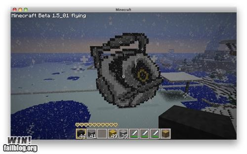 minecraft,nerdgasm,space core