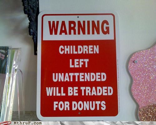 children,donuts,sings