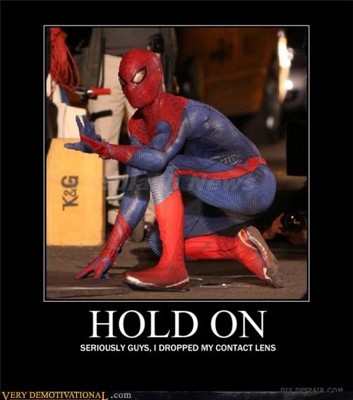 contacts hilarious Movie Spider-Man - 4730564352
