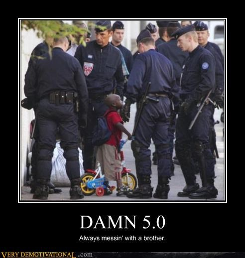 hilarious kid police racist - 4731219456